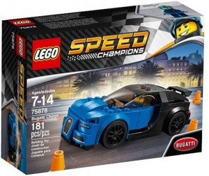 LEGO 75878 Speed Champion Bugatti Chiron