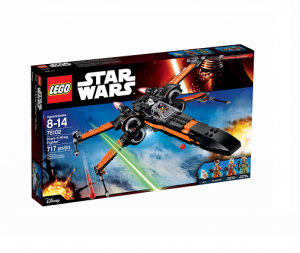 LEGO 75102 Star Wars X-Wing Fighter Poe's