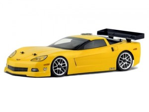 Karoseria Chevrolet Corvette C6 200 mm HPI 17503