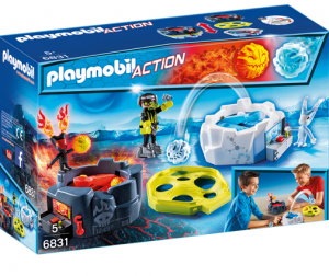 PLAYMOBIL 6831 Gra Fire & Ice