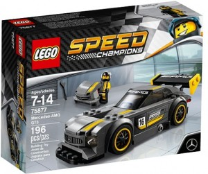 LEGO 75877 Speed Champion Mercedes AMG GT3