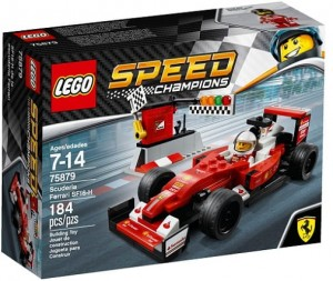 LEGO 75879 Speed Champion Scuderia Ferrari SF16-H