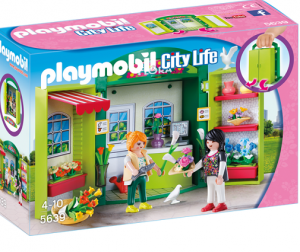 PLAYMOBIL 5639 City Life Kwiaciarnia