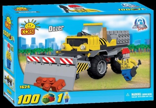 1624 ACTION TOWN Spychacz od rcshop.pl