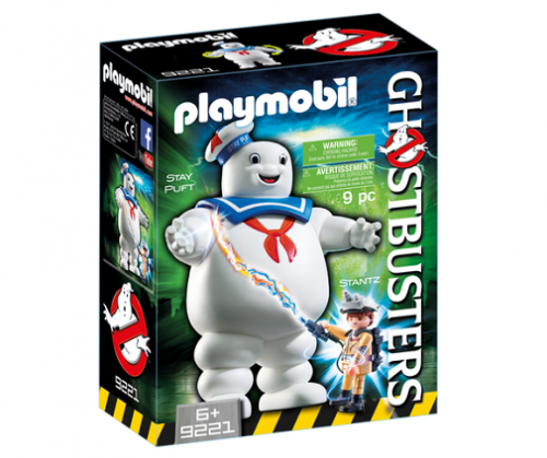 PLAYMOBIL 9221 Stay Puft Marshmallow Man