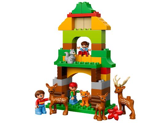 LEGO 10584 Duplo Leśny Park