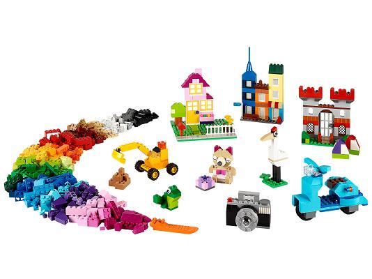 LEGO 10698 Classic Kreatywne Klocki