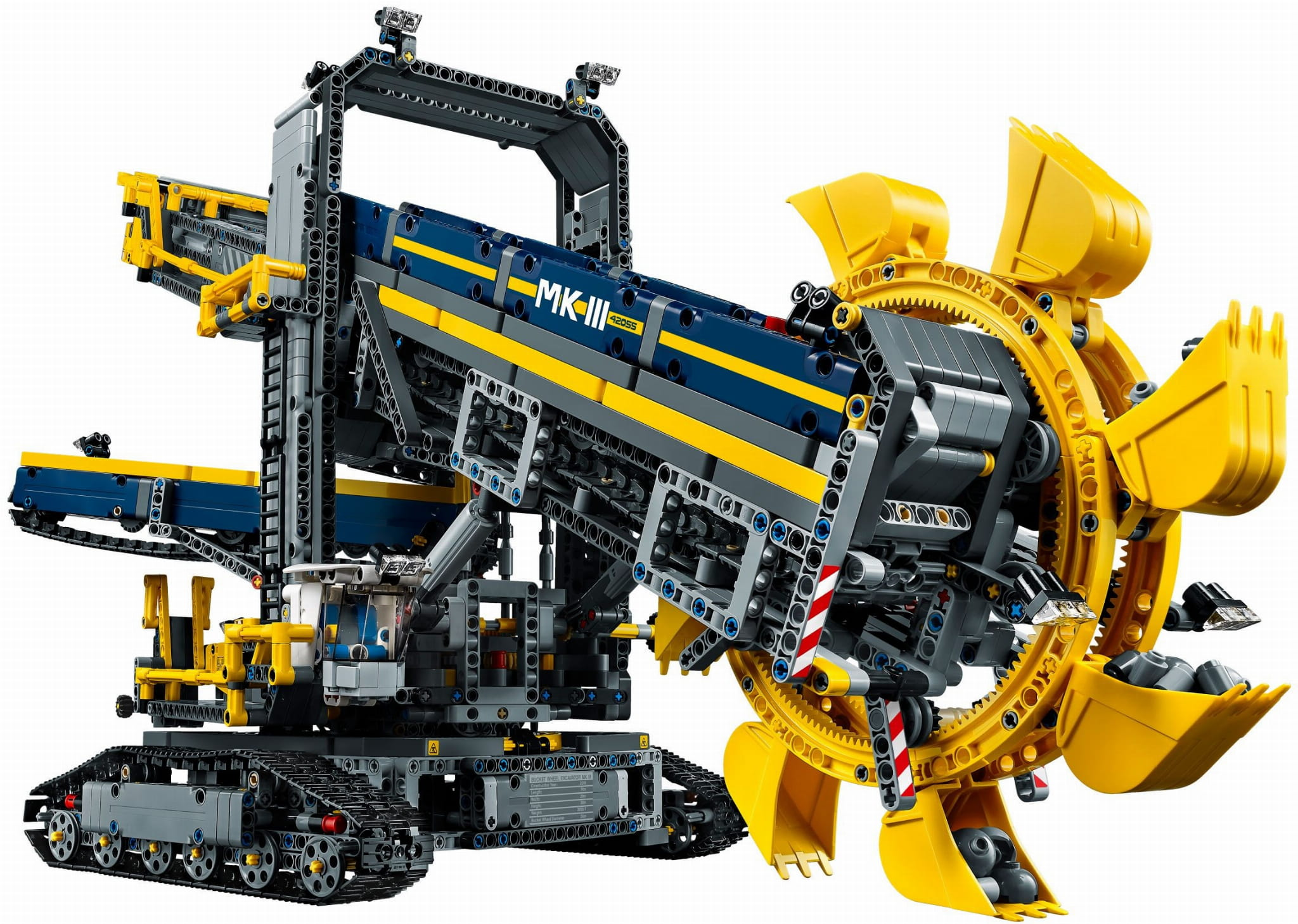 LEGO 42055 Technic Kombajn górniczy Rcshop