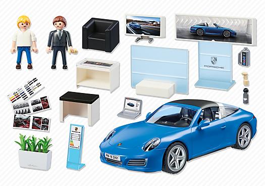 playmobil 5991 porsche 911 targa 4s rcshop. Black Bedroom Furniture Sets. Home Design Ideas