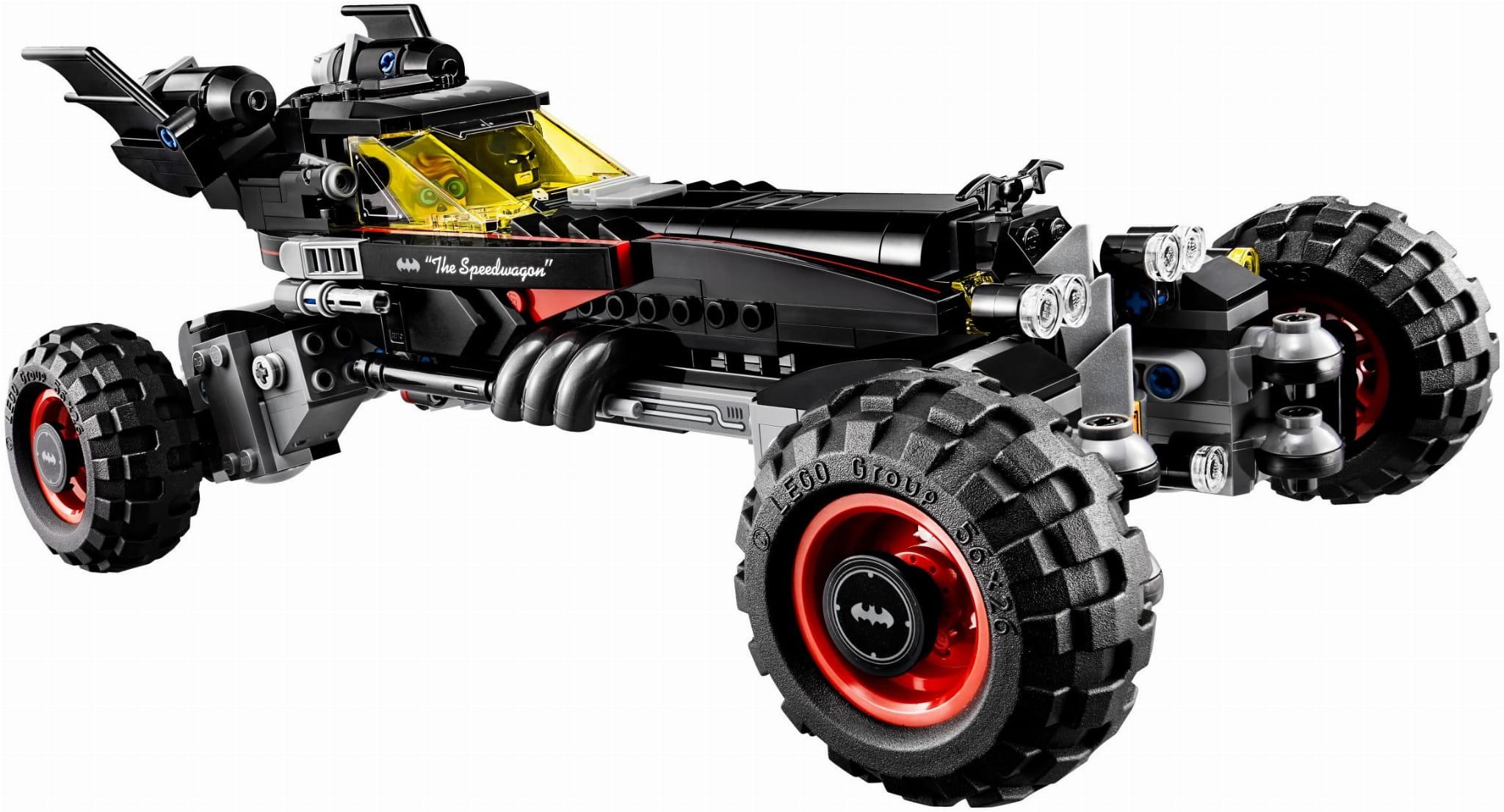 LEGO 70905 Batman Batmobil
