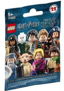 LEGO Minifigures 71022 Harry Potter and Fantastic Beasts Series 1