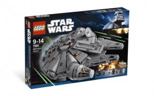 7965 STAR WARS - Millennium Falcon