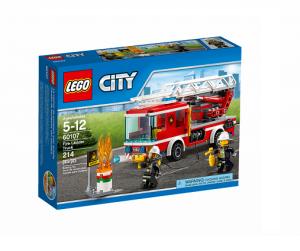 Lego City Straż Pożarna Rcshop