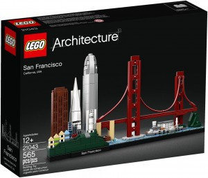 LEGO ® Architecture 21043 San Francisco