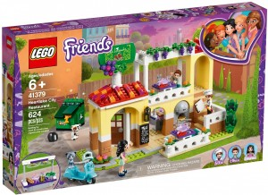 LEGO® FRIENDS 41379 Restauracja w Heartlake