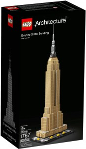 LEGO® ARCHITECTURE 21046 Empire State Building