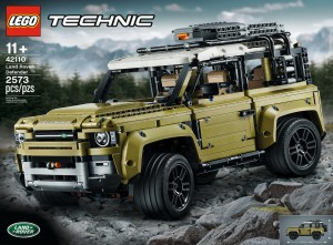 LEGO 42110 Technic Land Rover Defender
