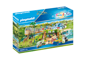 PLAYMOBIL 70341 FAMILY FUN Przygoda w ZOO