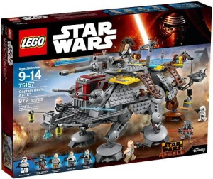 LEGO 75157 Star Wars AT-TE Kaitana Rexa