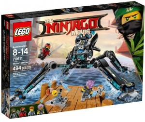 LEGO 70611 Ninjago Movie Nartnik