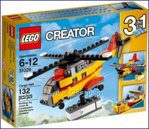 31029 CREATOR - Helikopter transportowy