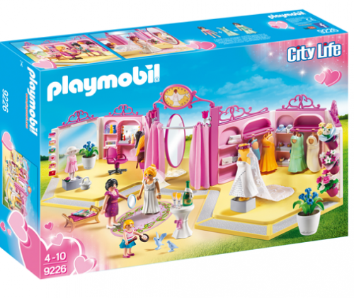 Playmobil 9226 Sklep Z Salonem Rcshop