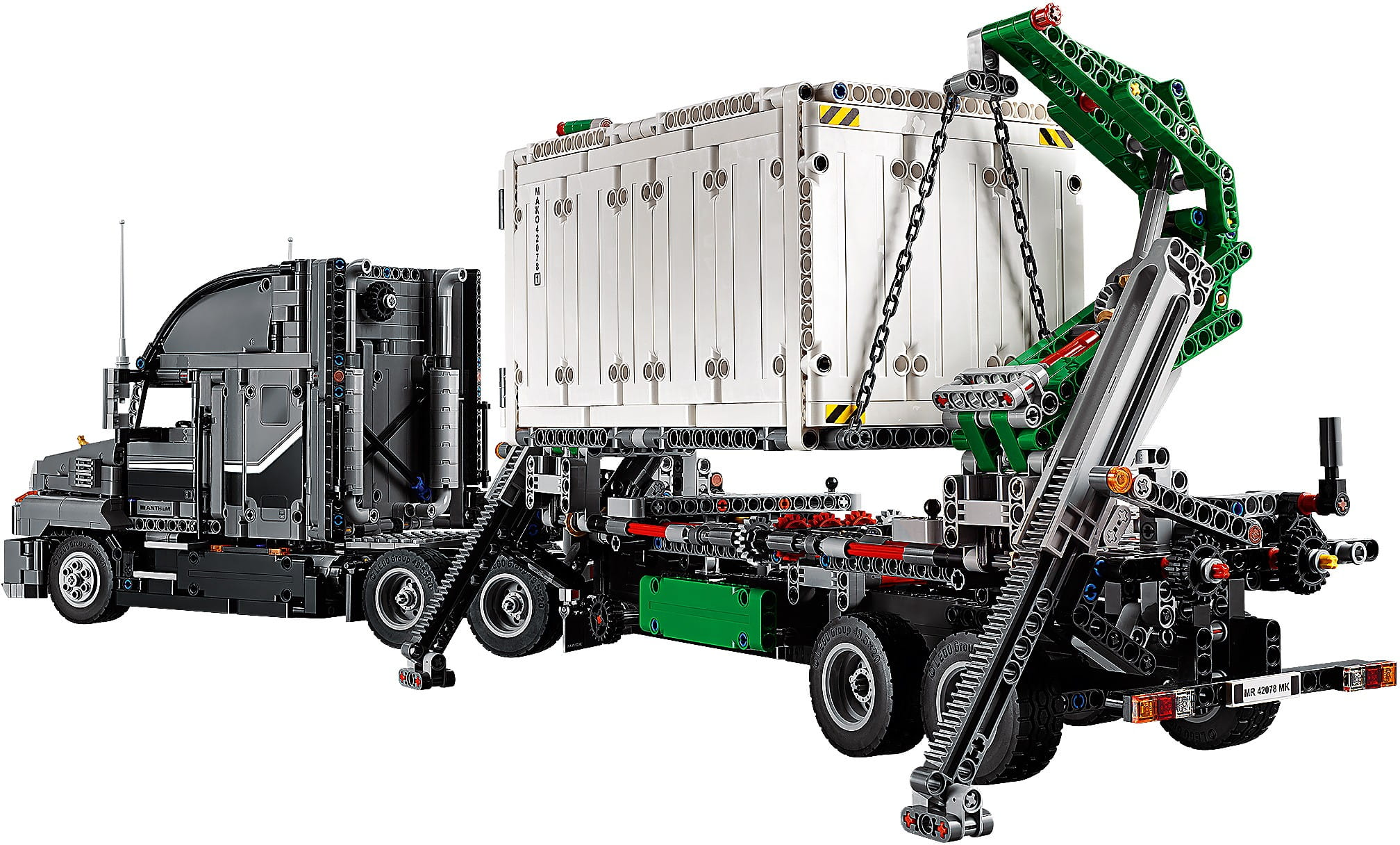 LEGO 42078 Technic Mack Anthem