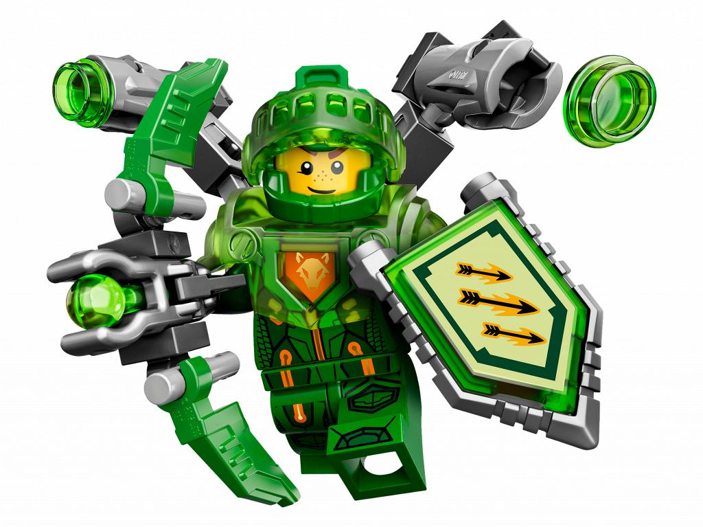 lego 70332 nexo knights aaron rcshop